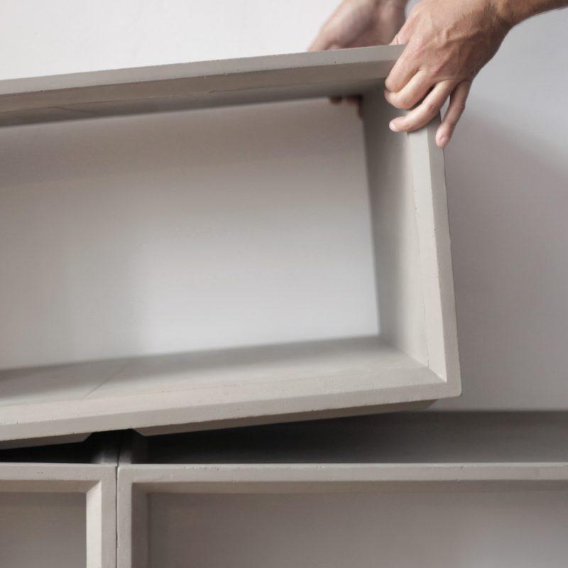 мебель +из бетона
