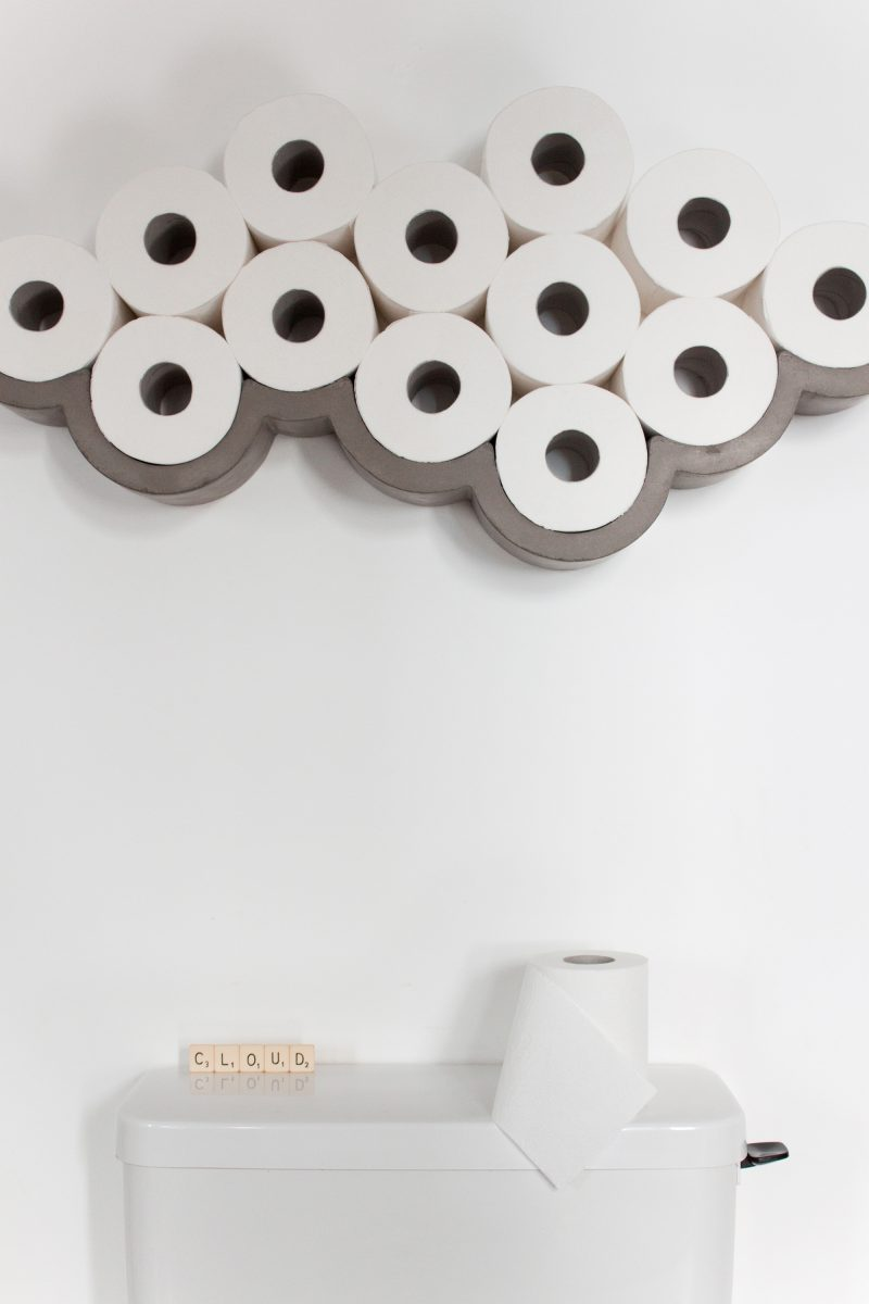 подставка для туалетной бумаги