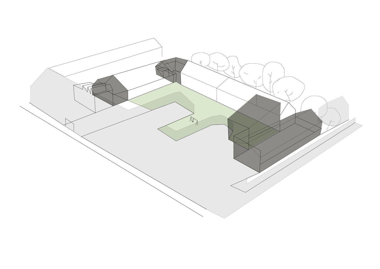 схема здания 2