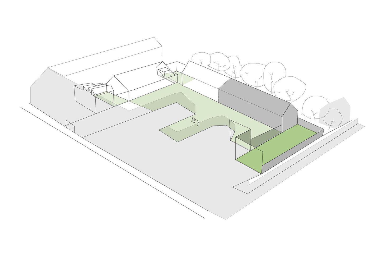 схема здания 3