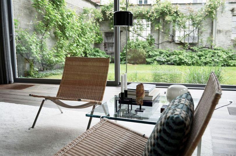 стулья плетеные из ротанга