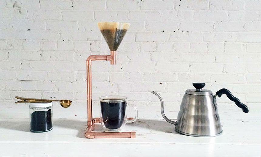 кофеварка своими руками