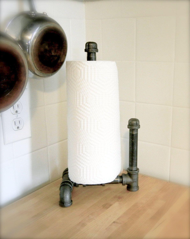 Промышленный держатель для бумажных полотенец