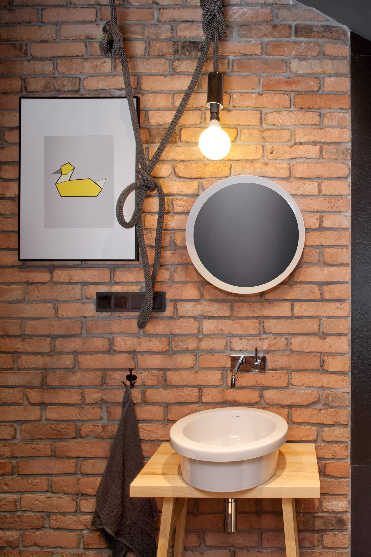 лофт ванная