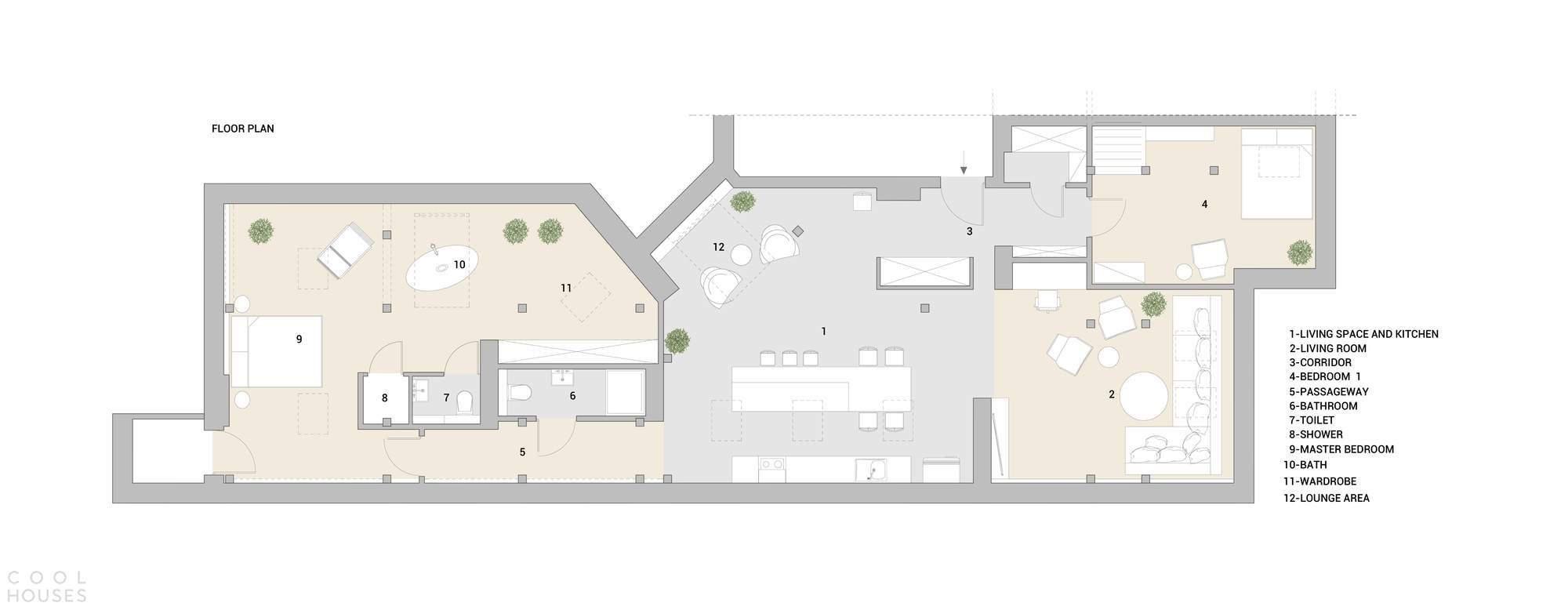 план дома 1