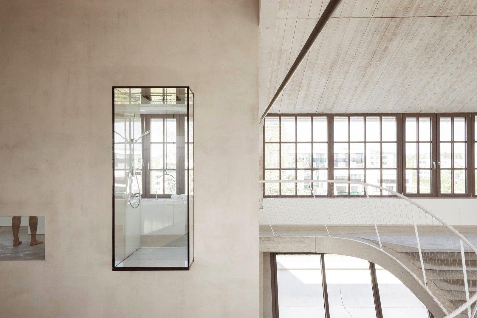 Двухэтажный лофт в Зальцбурге, Австрия