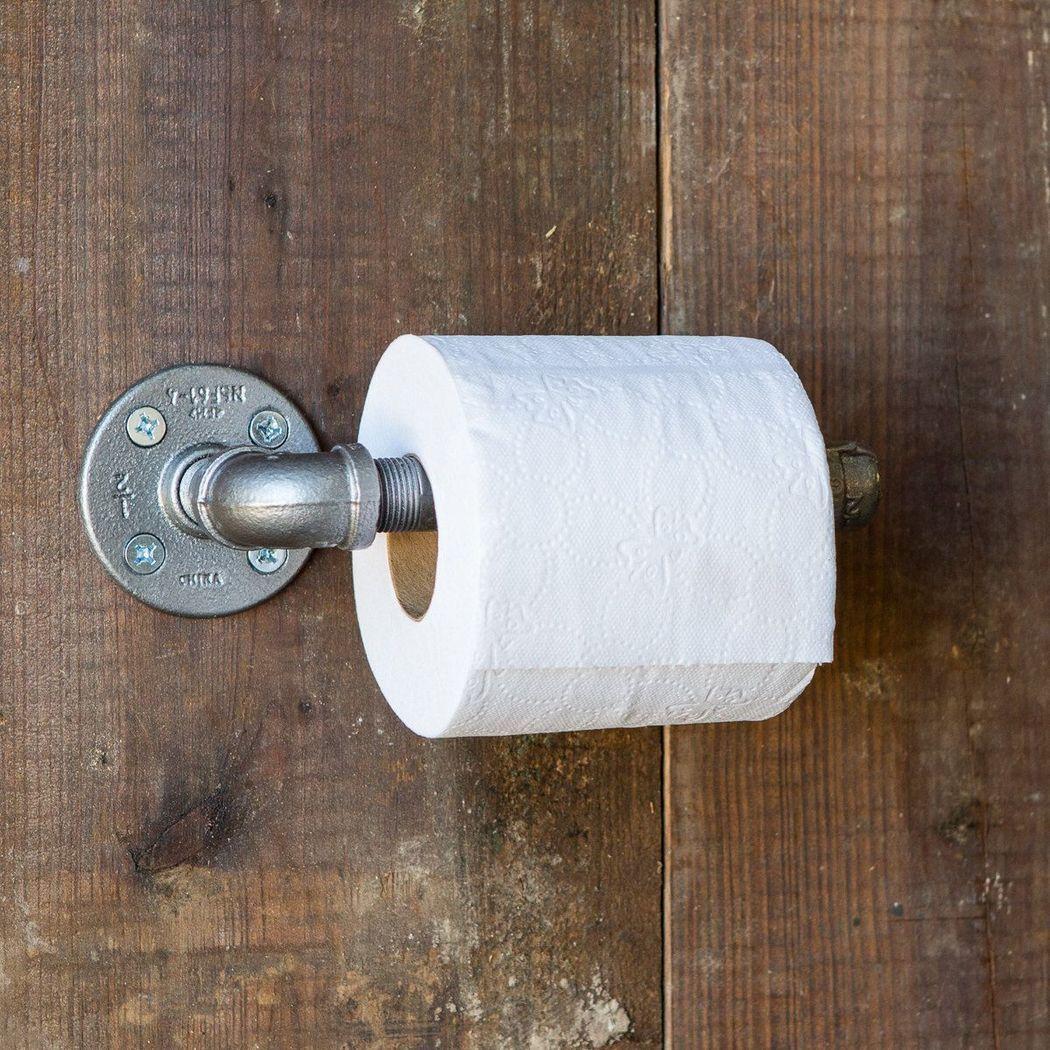 Индустриальный держатель для туалетной бумаги