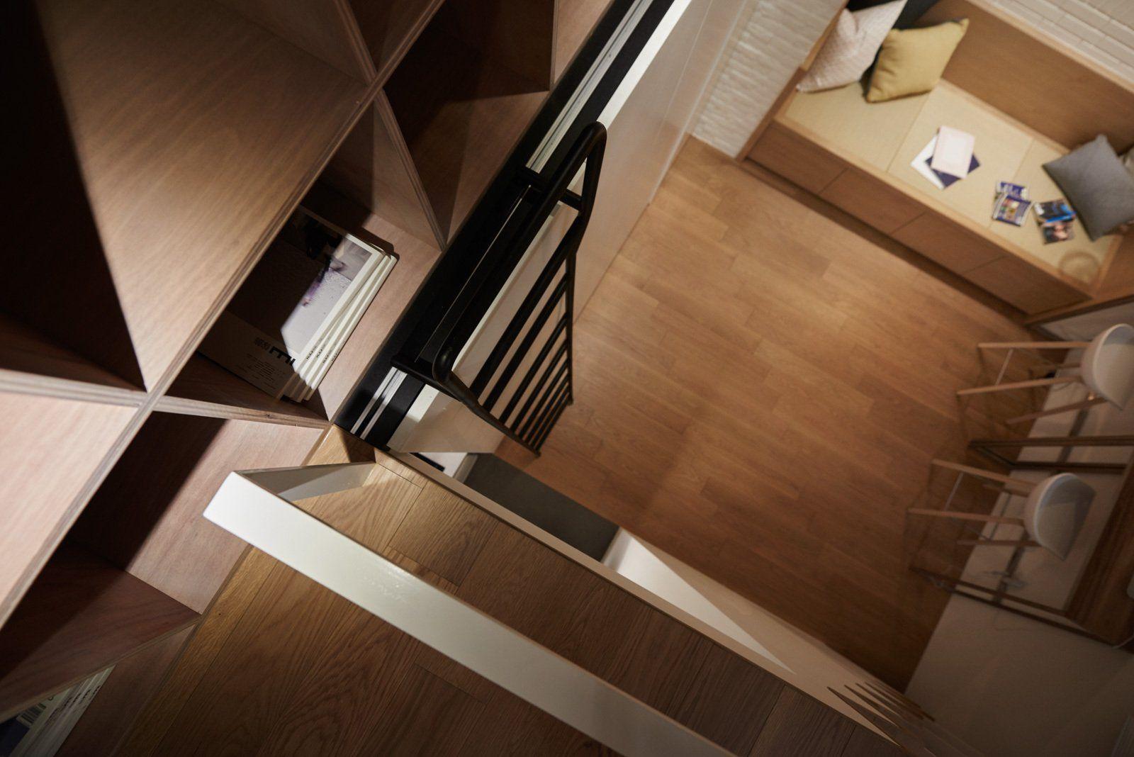 перекидная лестница