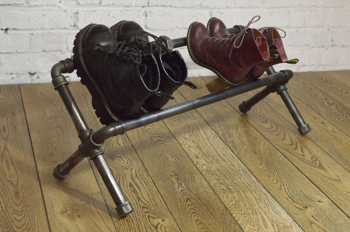 Подставка для обуви своими руками