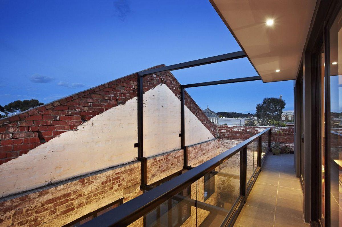 таунхаус в стиле лофт в Мельбурне